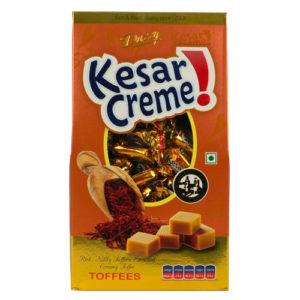 Kesar Creme Chocolate