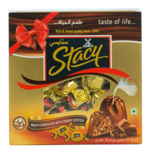 Stacy Gold Chocolate