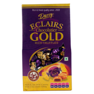 Eclairs Gold Chocolates