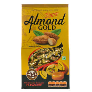 Almond Gold Chocolate