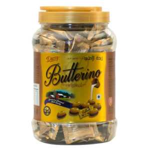 Butterino Chocolates in a Jar