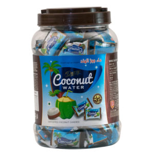 Coconut Water Chocolates in Jar